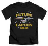 Juvenile: Star Trek - Future Captain T-Shirt