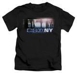 Youth: CSI - New York Subway T-Shirt