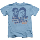 Youth: Psych - Pants On Fire T-shirts