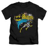 Juvenile: Batman - Batgirl Halftone T-shirts