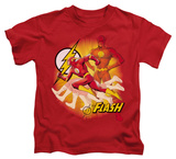 Juvenile: The Flash - Lightning Fast T-shirts