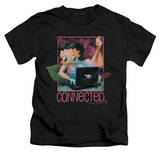 Juvenile: Betty Boop - Connected T-Shirt