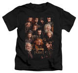 Juvenile: The Hobbit: An Unexpected Journey - Dwarves Poster Shirts