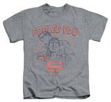 Youth: Superman - Fooled You Shirts