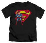 Juvenile: Superman - Superman & Logo T-shirts