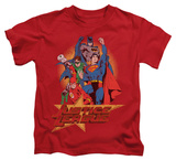 Juvenile: Justice League - Raise Your Fist Shirts