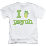 Youth: Psych - I Like Psych T-Shirt