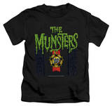Youth: The Munsters - 50 Year Logo T-shirts