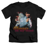 Youth: Elvis Presley - Always On My Mind T-Shirt