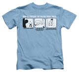 Juvenile: Star Trek - Vulcan Nerve Pinch T-shirts