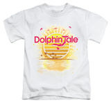 Youth: Dolphin Tale - Sunset T-Shirt