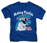 Youth: Chilly Willy - Making Friends T-Shirt