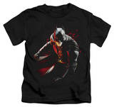 Juvenile: Dark Knight Rises - Ready To Punch T-shirts