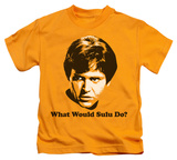 Juvenile: Star Trek - What Would Sulu Do Shirts