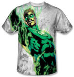 Green Lantern - Light Em Up Shirt