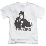 Juvenile: Elvis Presley - Fighting King T-shirts