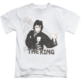 Youth: Elvis Presley - Fighting King T-shirts