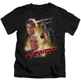 Juvenile: Airwolf - Airwolf T-shirts