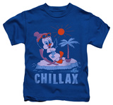 Juvenile: Chilly Willy - Chillax T-shirts