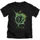 Juvenile: Green Lantern - Shadow Lantern T-shirts