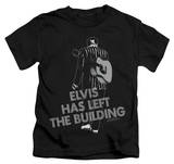 Youth: Elvis Presley - Elvis Has Left The Bldg Shirt