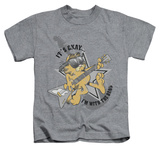 Youth: Garfield - I'm With The Band Shirts