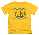 Youth: Taxi - Run Down Taxi Shirt