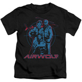Youth: Airwolf - Graphic T-shirts