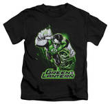 Juvenile: Green Lantern - Green Lantern Green & Gray T-shirts