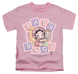 Juvenile: Betty Boop - Baby Boop & Friends T-shirts