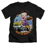 Juvenile: Betty Boop - Keep On Boopin Shirt