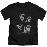 Youth: Elvis Presley - Faces T-shirts