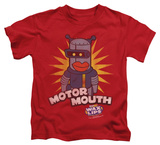 Youth: Dubble Bubble - Motor Mouth T-shirts
