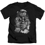 Juvenile: Popeye - Mine All Mine T-shirts