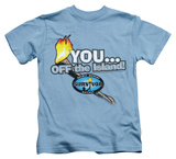 Youth: Survivor - You Off The Island T-Shirt