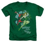 Juvenile: Batman - Harley And Ivy T-shirts