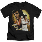Youth: Elvis Presley - Aloha T-shirts