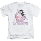 Juvenile: Bettie Page - Pin Up Shirts