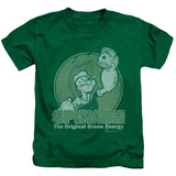 Youth: Popeye - Green Energy T-shirts