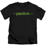 Youth: Psych - The Psychic Is In T-Shirt