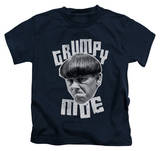 Juvenile: The Three Stooges - Grumpy Moe T-shirts