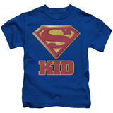 Juvenile: Superman - Super Kid T-shirts