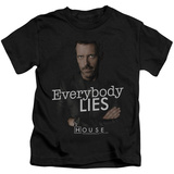 Juvenile: House - Everybody Lies T-Shirt