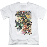 Juvenile: Justice League - Brightest Day No.0 T-Shirt