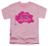 Youth: I Dream Of Jeannie - Magic Lamp T-shirts