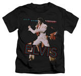 Youth: Elvis Presley - Hit The Lights T-shirts
