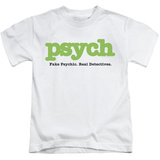 Youth: Psych - Title T-shirts