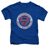 Youth: Superman - Muscle Club Shirt
