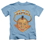 Juvenile: Mad Magazine - Punk T-Shirt