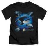 Juvenile: Star Trek - Starfleet Vessels T-Shirt